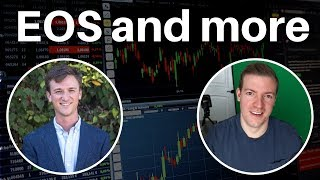 State of EOS, dApp Users, China and Stablecoins with Myles Snider of Aurora EOS
