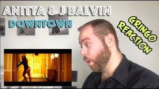 Anitta & J Balvin - Downtown | Videoclipe Oficial (Reaction) thumbnail