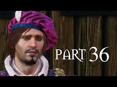 The Witcher 3 Walkthrough Part 36 - FINDING DANDELION (The Witcher 3 PC Gameplay)