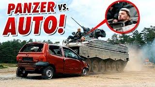 WER IST DER BESSERE PANZERFAHRER? I Andre VS Cengiz ! S8F1