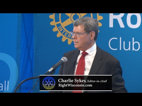 Milwaukee Rotary Club: Charlie Sykes