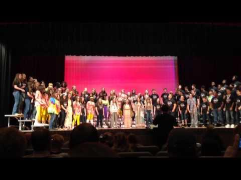 Whitehouse TX High School Choir