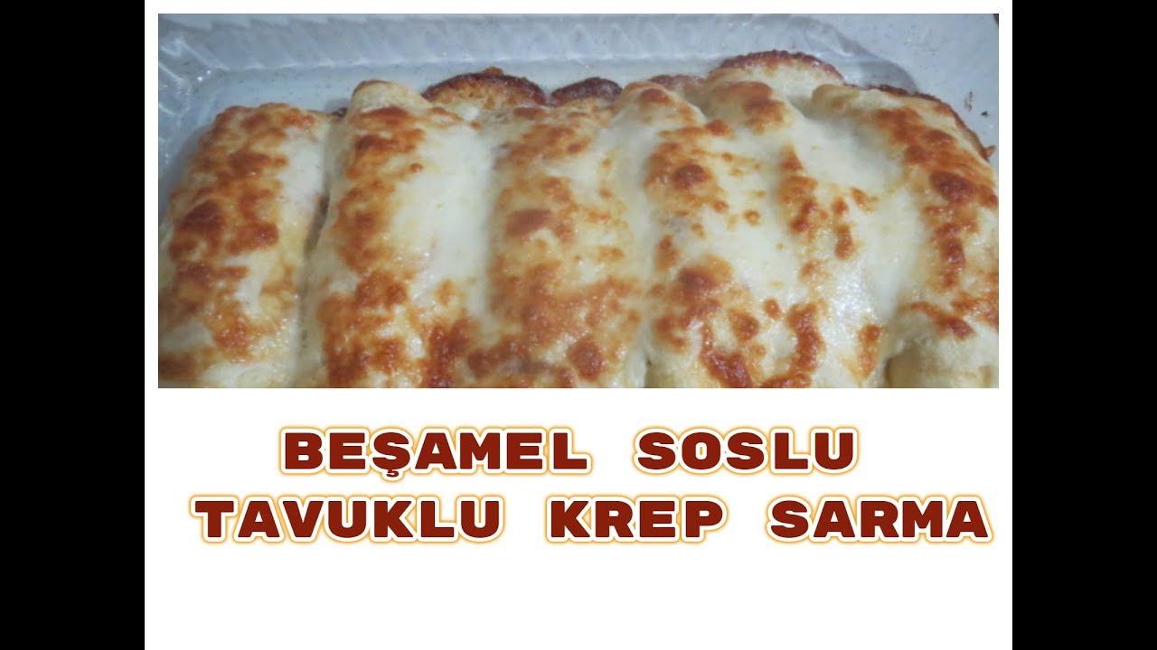 Tavuklu Krep Kebabı Videosu