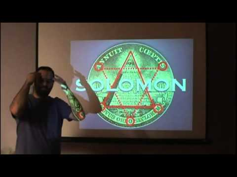 Mark Passio on the Pyramid with All-Seeing Eye Symbol + 777, 666 and 93 Explained