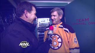 #19 Outdoor Moment: Orr and Clarke