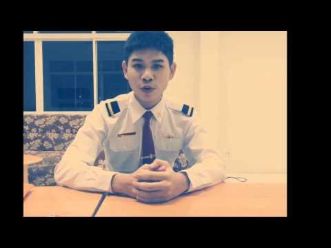 การสัมภาษณ์งาน เป็นสจ๊วตการบินไทย