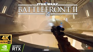 Battlefront 2 - Capital Supremacy ! HQ 4K Stream | 4K | 2080 Ti