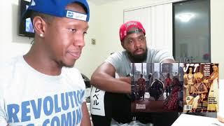 Black Panther Honest Trailer Reaction