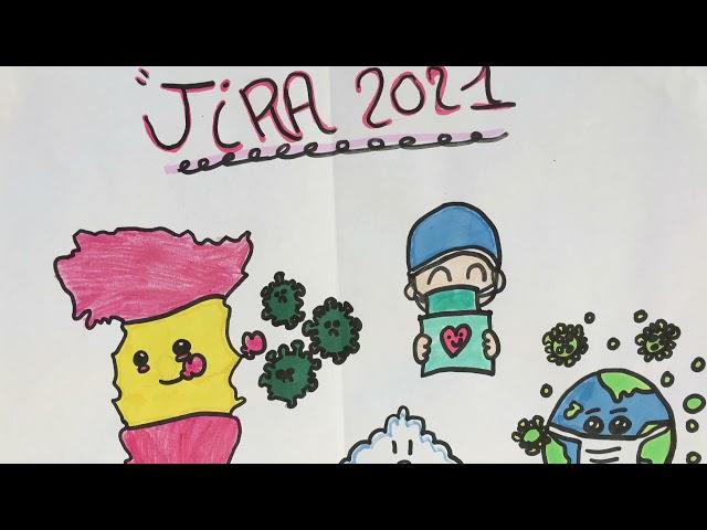 Exposición de dibujos de La Jira 2021 #Aspe