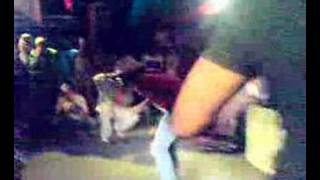 mr vegas and jamaican dancer