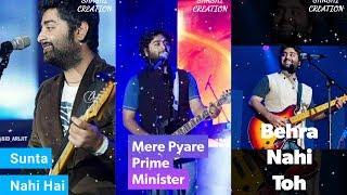 Mere Pyare Prime Minister|Arijit Singh| Full Screen Status