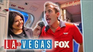 LA TO VEGAS (OFFICIAL PARODY) | THE LIFE OF A FLIGHT ATTENDANT Ep.35