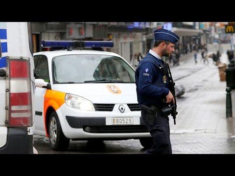 Bỉ bắt một người Pháp gốc Tunisia dùng xe lao vào đám đông