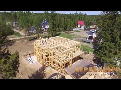SRG | SUN RESIDENCE GROUP | Строительство каркасных домов под ключ. г.Сертолово