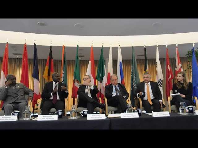 Trade Around the World Prt 7- Ambassadors Panel