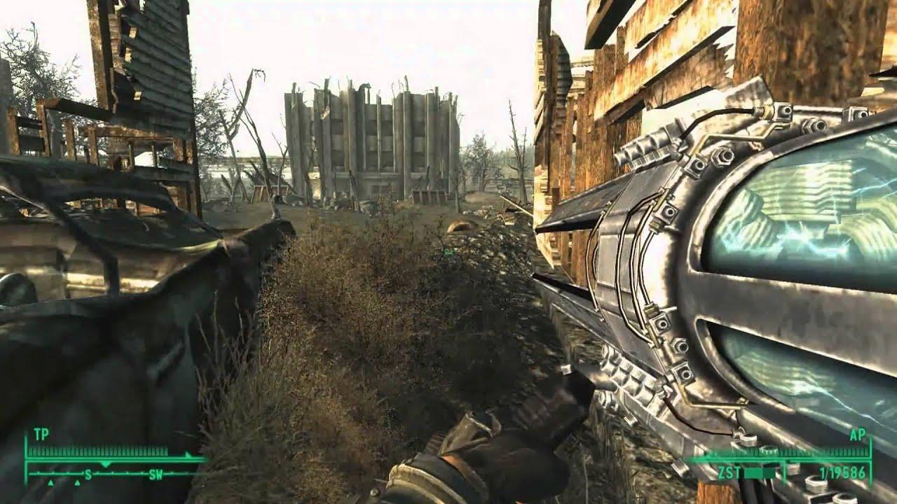 Pc Fall Wallpaper Fallout 3 Gameplay 1080p Very High Die Besten