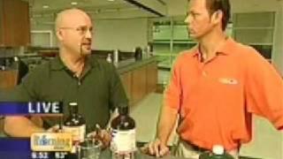 Gasoline Composition Demonstration, Jesse Miller, Chemist Corner, 8/20/2008