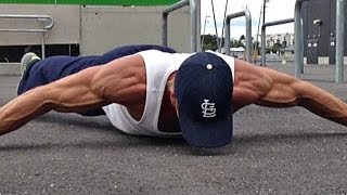 Workout Motivation: Calisthenics & Bodyweight Training