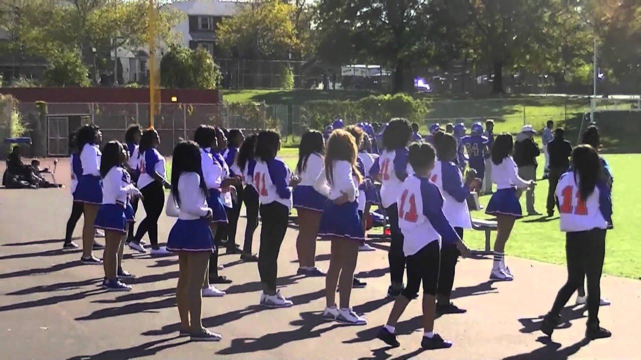 Cardozo High School Cheerleaders - YouTube