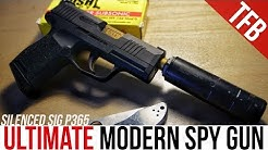 The Ultimate Spy Gun? SIG P365 and Dead Air Odessa-9