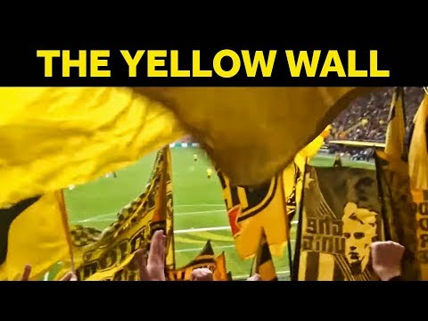 Inside Borussia Dortmund's Yellow Wall: Is This The Most Fun Place to Watch Football In the World?