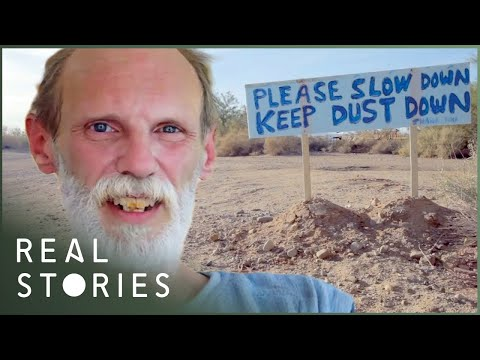 America's Lawless Desert: Slab City (Culture Documentary) | Real Stories
