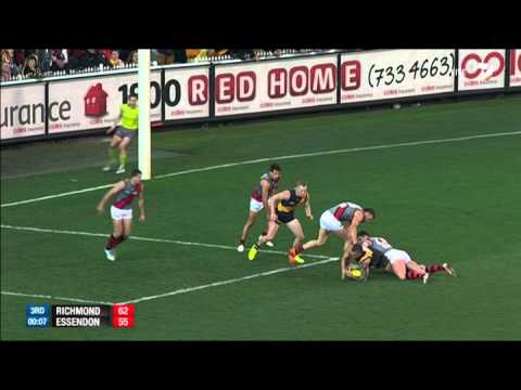Desperate footy at its best - AFL