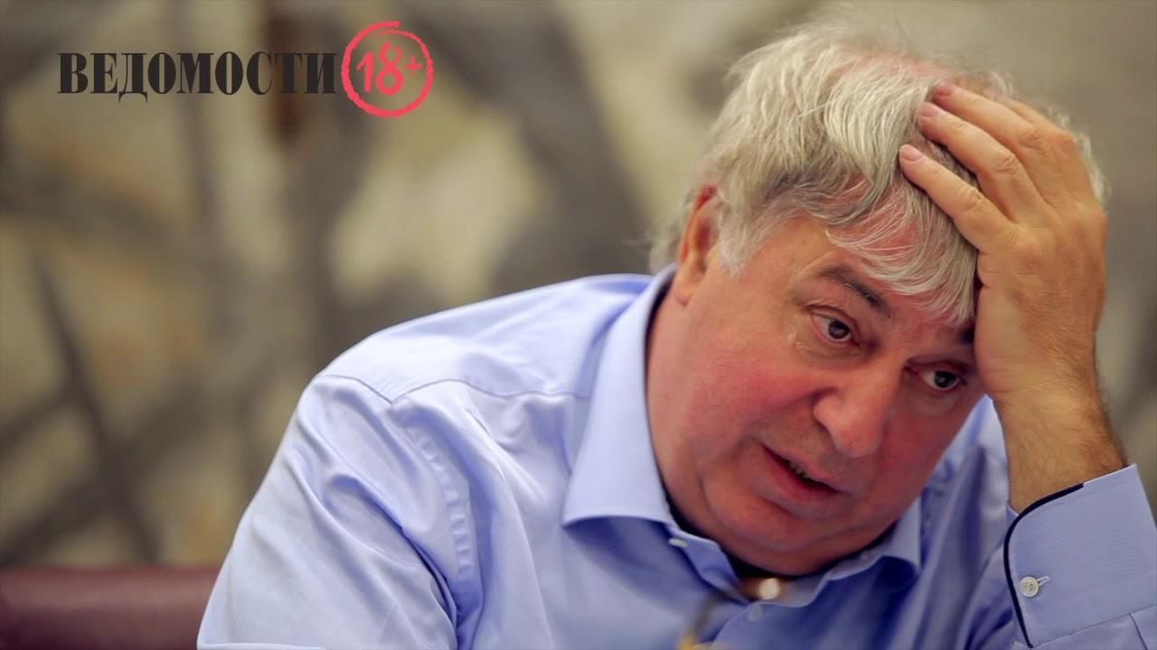 Михаил Гуцериев: российский бизнес похож на большого ушастого зайца
