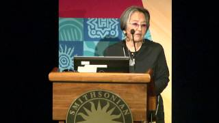 Native Peoples and Genetic Research 10: Rosita Worl