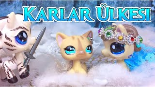 Minişler: Karlar Ülkesi 2.Bölüm(Final) - Elsa ve Anna - LPS Frozen - Minişler LPS MAYA