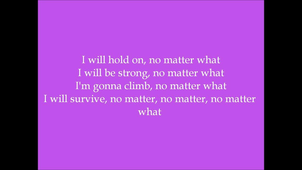 BoyZone-No Matter What [with lyrics].mp4 - YouTube