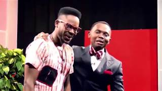 THE KING OF TALK HOSTS ADEKUNLE GOLD ON THE SHOW