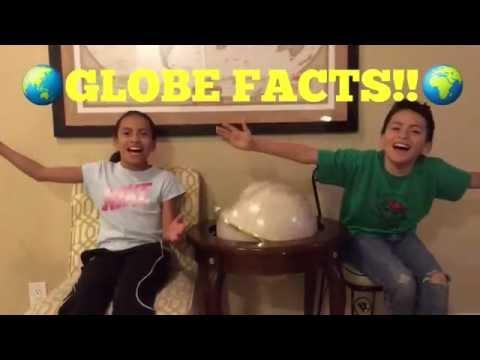 Globe Facts : Canada