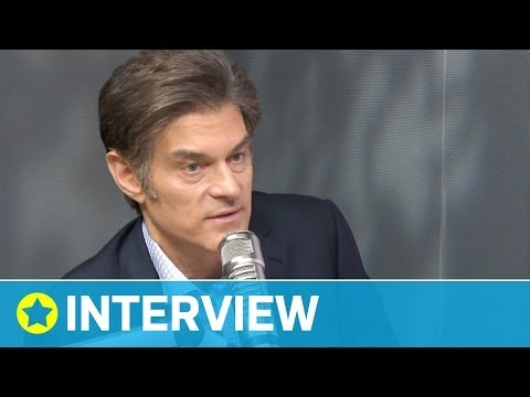 Dr. Oz On Philip Seymour Hoffman's Death I Interview I On Air with Ryan Seacrest