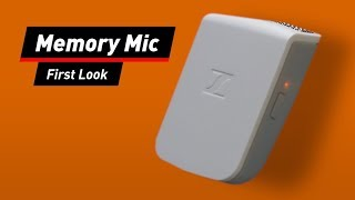 Sennheiser Memory Mic: Das kabellose Mikro ist da!