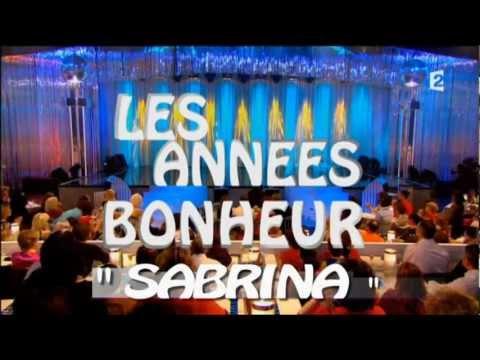 Sabrina Boys Boys Boys Les Années Bonheur 05 05 2012 Avi