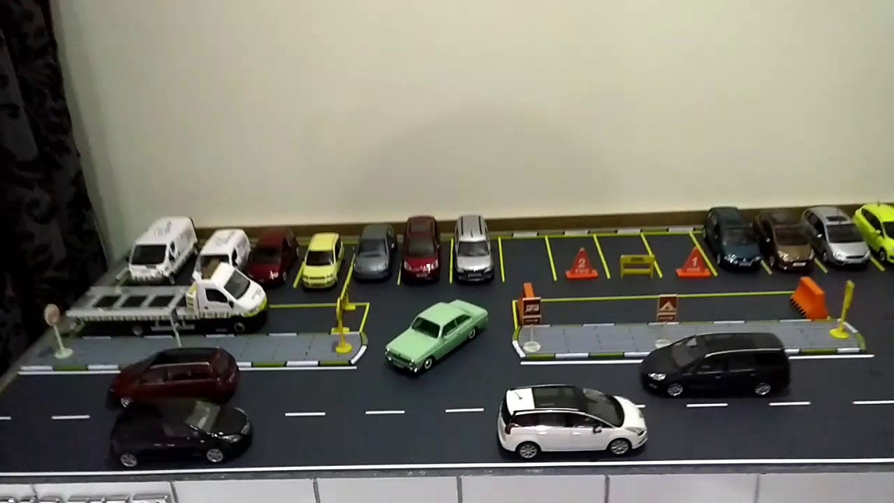 Renault 143 diorama DADO SHOWROOM  YouTube