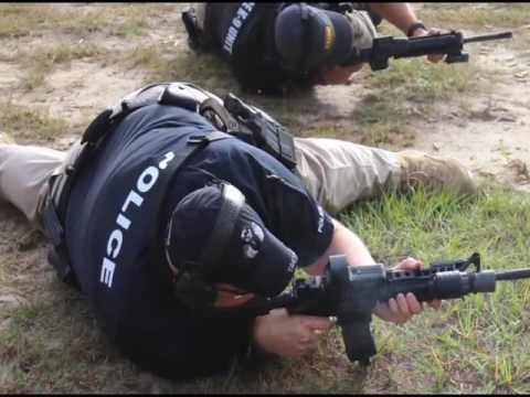 Florida Law Enforcement Training at the 2016 Instructor Training Seminar