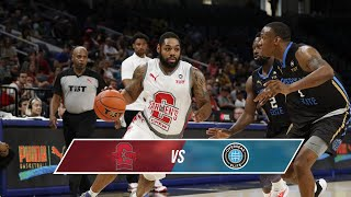 2019 TBT Semi-Finals - #1 Overseas Elite vs #1 Carmen's Crew