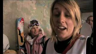 Roxy snow girls ride Russia – P1