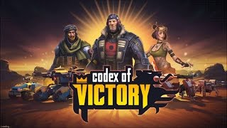 Codex of Victory НОВАЯ ПОШАГОВАЯ СТРАТЕГИЯ [Взгляд изнутри]