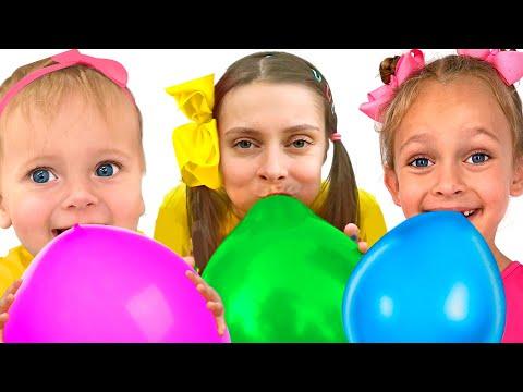 Balloon Song | Nursery Rhymes & Kids Songs