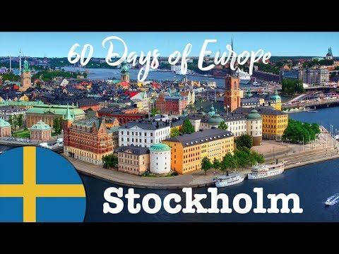 60 Days of Europe - STOCKHOLM (Travel Vlog)