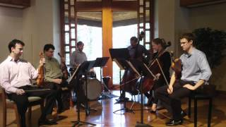 Because They Wave Back - Michael Kurth - Riverside Chamber Players