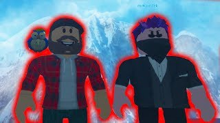 WSPINACZKA NA MOUNT EVEREST! | ROBLOX #admiros