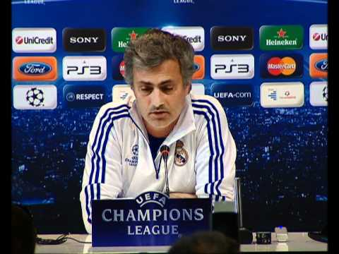 UCL Clasico: Real Madrid vs Barcelona: Mourinho and Guardiola press conference
