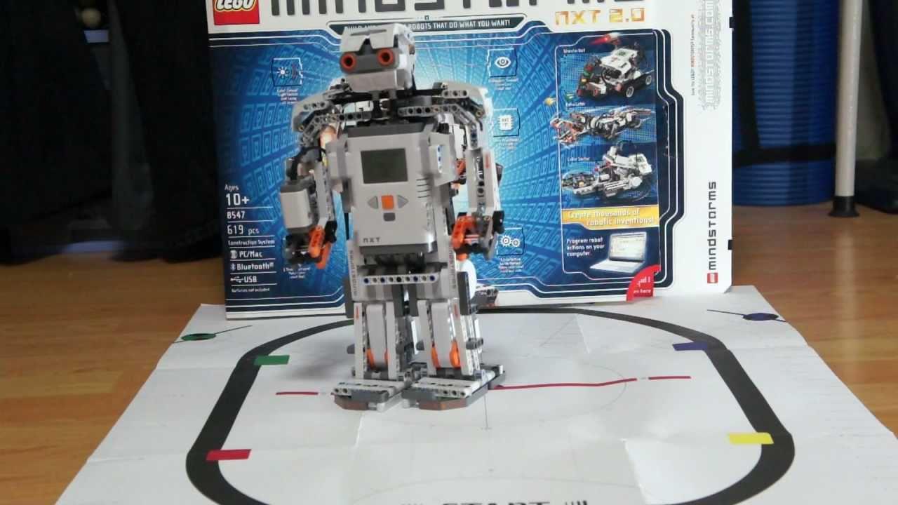 Printer Bot Lego Mindstorms Nxt 20 8547 Alpha Rex Building Instructions