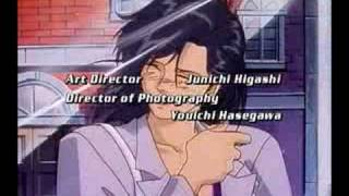 The City Hunter Secret Service opening song. シティーハンター.