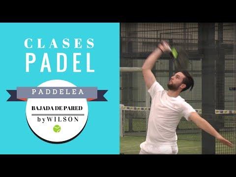 Clases de Padel Nivel Avanzado - La Bajada Pared en el pádel