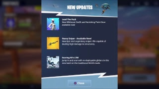 New Skins Coming (PS4) (Fortnite) (Natural Born Gamers) (Positive Vibes) (Road to 1,730)
